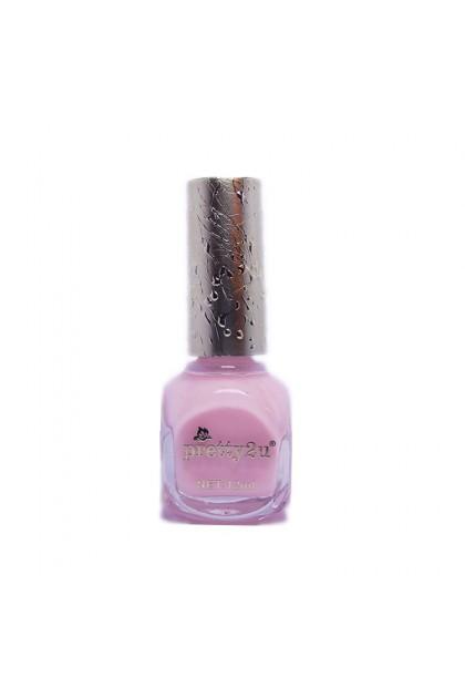 Pretty2u Red Velvet Pink Nail Polish 12ml Color 1 - 9 美甲甲油 炫丽红粉嫩色 甲油