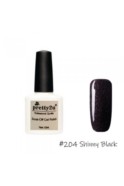Pretty2u Shinny Soak Off Gel Nail Polish