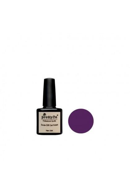 Pretty2u Purpura Queen Series Soak Off Gel Polish 10ml