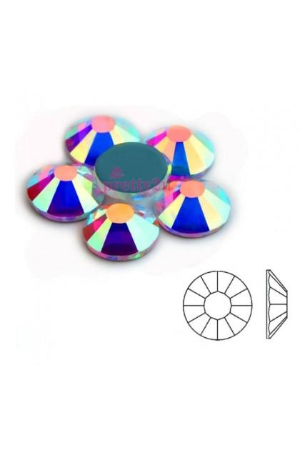 Pretty2u Super Shining SS Rhinestones SS6 Crystal (2mm) per pack