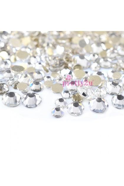 Pretty2u Super Shining SS Rhinestones SS8 Crystal (2.4mm) per pack